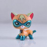 fetter bogen großhandel-Seltene COMIC CON CAT Super Collection Kinder Kind Baby Spielzeug LPS