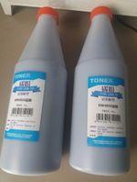 uyumlu kardeş toner toptan satış-Uyumlu mavi toner tozu fotokopi dolum tozu kyocera KM-4850W mühendisi makinesi için toner 450 g / şişe 2 şişe / lot