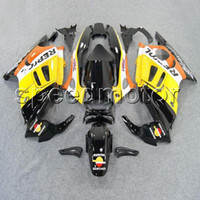 Wholesale 1996 cbr f3 - 23colors+Gifts repsol yellow CBR600 F3 95 96 motorcycle cowl Fairing for HONDA CBR 600F3 1995 1996 ABS plastic kit