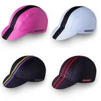 Wholesale worn baseball cap - 2018 New Sport Baseball Cap Polyester Cycling Caps for Men Women Head Wear Bicycle Caps Breathable