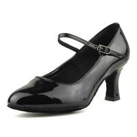Wholesale golden dance shoes - Brand New Women's Modern Ballroom Latin Tango Dance Shoes heeled 3 Colors