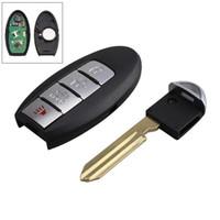 nissan key fob fernbedienungen großhandel-Remote Car Key Fob Sender Ersatz Clicker Alarm für Nissan KR55WK48903 KR55WK49622 5WK48903 5WK49622 CIA_41Y