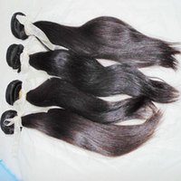 Wholesale Forever 12 - 3 bundles mix lengths ONLY 8A virgin hair Filipino natural silky straight weave bundles Long term business forever