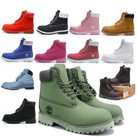 Wholesale full leather shoes for men - Timberland shoes running sneakers Designer Sports racing shoes Running Shoes for Men color boots