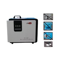 Wholesale lcd screen touch fix resale online - S007 inch OCA Vacuum Laminator Machine for Refurbish LCD Glass Panel Mobile Smart Phone Touch Screen Glass Debubble Remover Fix