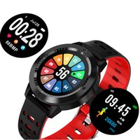 Wholesale cool black watches for men resale online - Cool Men Smart Watch IP67 Phone Call Message Reminder Vibration Fitness Sports Watches for Men amp Women Smartwatch for Running