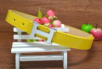 neue design mädchen hose groihandel-Neue Top Qualität Kindergürtel Marke Design Kinder Taille Gürtel Für Hosen Hosen Mädchen Jeans Gürtel Metallschnalle 0310