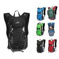велосипедные сумки путешествия оптовых-Hot Selling Cycling Backpack Bike Daypack Outdoor Equipment sports Bag Ultralight Breathable Rucksack for Hiking Camping Travel
