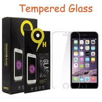 Wholesale glass film screen protector anti shatter online – For LG Stylo K30 V20 V30 G6 Tempered Glass Screen Protector Clear Film H D Anti shatter with Packaging