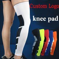 fb5f0a6d5d Wholesale basketball compression leg sleeves for sale - Group buy  Compression Leg Sleeve Strech Leg Knee
