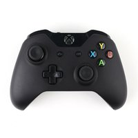 Wholesale xbox one wireless game controller resale online - Wireless Controller for XBOX One Gamepad Game Pad Metal PC Joystick with retail Pack LOGO DHL