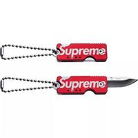 auto schlüsselketten für männer großhandel-Sup Schmetterling Schlüsselanhänger Herren Autoschlüssel Anhänger Mini Samll Messer