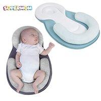 ingrosso biancheria da letto per i bambini-Lettino portatile per bambini Nursery Kids Bassinet Bed Soft neonato Lettino da viaggio per auto Safety Infant Toddler Nursery Pieghevole