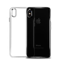 Wholesale thick phone cases - Transparent Phone Case For iPhone X 8 7 8 7 Plus 6 6s Soft TPU Cases 1mm Thick Silicone Protective Cover Clear Shell