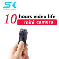 Wholesale Dvr Spycam - Newest MD11 Mini DV Camera Mini Camcorder with Built-in Microphone Action DV DVR Micro Cam Video Audio Recording pk spycam sq8