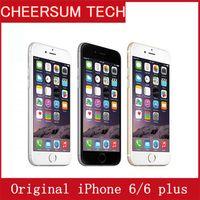 Wholesale free apple accessories for sale - Free DHL Unlocked Original Apple iPhone Plus Mobile quot GB RAM GB GB GB ROM IOS Cellphone original LCD original package
