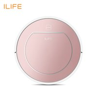 Wholesale cyclone mop - Ilife V7s Pro Robot Vacuum Cleaner With Self -Charge Wet Mopping For Wood Floor