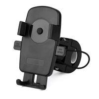 держатели для мобильных телефонов для велосипедов оптовых-2017 высокое качество удобный мотоцикл велосипед MTB велосипед руль Держатель универсальный для сотового телефона GPS