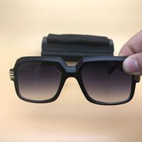dfd96651a16af barato marca óculos quadros venda por atacado-Legends óculos de sol óculos  de marca marrom