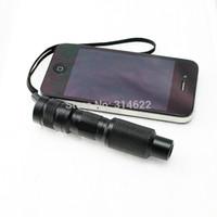 3w levou fonte de luz venda por atacado-O CE Handheld portátil de alta qualidade da endoscopia 3W-10W da fonte da luz fria do diodo emissor de luz provou