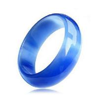 ágata azul jade venda por atacado-Céu azul opala ágata pulseira coreano moda menina presente