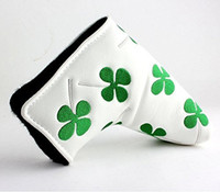 Wholesale Putter Heads - Dark Horse Golf lucky cover Golf Blade Style Putter Head cover