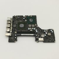 Wholesale apple laptop motherboards for sale - Group buy For Macbook Motherboard Laptop A1342 Logic Board GHz Core Duo P8600 B EMC