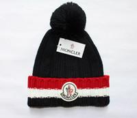 ausländische hüte großhandel-Damen Winter warme Außenhandel Wollmütze und Strickmütze