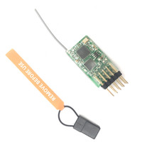 4100E MICROLITE 4CH DSM2 Receiver , Support DSX7 DSX9 DSX11 DSX12 and DX6i DX7 DX8