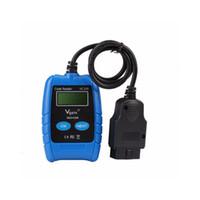 escáner obd2 eobd al por mayor-VAG Auto Scanner VC210 OBD2 OBDII EOBD CAN Code Reader Cleaner herramienta de diagnóstico para VW / AUDI