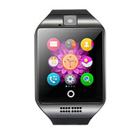 электронная почта google android оптовых-Bluetooth Smart Watch Handy, Bluetooth Kamera Schweiß-Smart Watch для Android HTC Sony Samsung LG Pixel / Pixel и iPhone 5