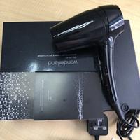 marcas de secador de cabelo venda por atacado-Top marca de Secador de Cabelo Secador de Cabelo Profissional Wonderla Alisamento de Cabelo Ferramentas de Secador de Cabelo Kit de luxo Secadores de Cabelo Seco