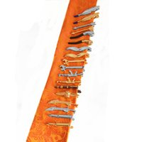pistola de flechas al por mayor-Tie Clip Bullet Plumas, flechas, barbas, pistolas, bolígrafos, búhos, cuchillos, tubos Metal para hombre Gafas Corbata comercial Clips Pin