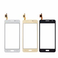 samsung galaxy grand touch screen digitizer groihandel-50 teile / los für samsung galaxy grand prime g531 g530 touchscreen touch panel digitizer sensor glaslinse reparatur ersatz telefon teile