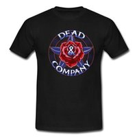 waterproofing companies UK - Dead & Company American Rock Band T-shirt The Other Ones Size XS S M L XL 2XL Tee Shirt Mens 2018 New Tee Shirts Printing
