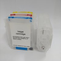 Wholesale hp printers cartridges online - vilaxh xl Refillable Ink Cartridge Replacement for xl for Officejet Pro a All in One Printer