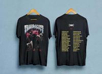 22934026f615 pent shirts Australia - Travis Scott Pen & Pixel T-shirt RODEO MADNESS Men&#