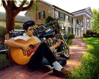 гитарная спальня оптовых-Полный квадратный Алмаз 5D DIY Алмаз живопись