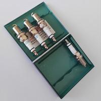 toyota zündkerzen großhandel-Iridium Platin Zündkerze Auto Kerzen für Toyota Camry RAV4 RAV 4 Vios 2.0l 2.4l 1.5l Motor Zündung