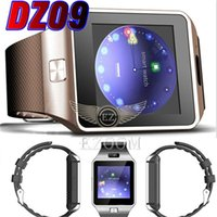 Wholesale record camera hot online - HOT Sale DZ09 smartwatch android GT08 U8 A1 samsung smart watchs SIM Intelligent mobile phone watch can record the sleep state Smart watch