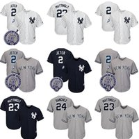 Wholesale blue don - #2 23 Don Mattingly 24 Gary Sanchez 27 99 Aaron Judge York Yankees stitched Jersey