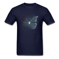 Wholesale butterfly effect resale online - Butterfly Effect T shirt Men T Shirt Modern Designer Tops Tees Choose Wisely Epigram Tshirt Mens Movie Clothes Cool