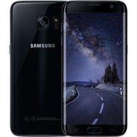 telefones celulares remodelados samsung venda por atacado-Remodelado Original Samsung Galaxy S7 Borda G935A G935V G935T G935P Desbloqueado Celular 5.5 Octa Núcleo 4 GB / 32 GB 12MP 4G LTE