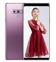 4g handys großhandel-ERQIYU Goophone Note 9 Note 9 Handys 6,4 Zoll gezeigt 4g lte 16.0MP Octa Core 4 GB 128 GB ROM Android 9.0 entsperrt Smartphones
