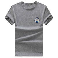 Wholesale china man t shirt - M478 Mens T Shirt Summer Shirt British French Style Short Sleeves tshirt Hommes Chemise china size