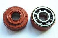 Wholesale 4 X Crankshaft Oil Seal Bearing mm For Husqvarna Chainsaw XP Chain saw Spare Parts replacement