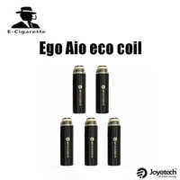 Wholesale Electronic Cigarette Dhl Free Shipping - Original Joyetech BFHN 0.5ohm Coil MTL Head Supports Mouth-To-Lung Electronic Cigarette eGo AIO ECO Vape Coils DHL free shipping