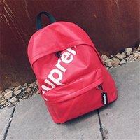mochilas al por mayor-Nueva llegada estudiante mochilas para adolescentes estilo de muy buen gusto diseñador Nueva moda Junior High School PU cuero marca mujer mochilas bolsas