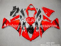 Wholesale ACE Motorcycle Fairings For YAMAHA YZF R1 Compression or Injection Bodywork astonishing red No