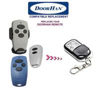 controle remoto universal código rolante venda por atacado-Novo PARA DOORHAN Substituição Rolling Code Controle Remoto frete grátis